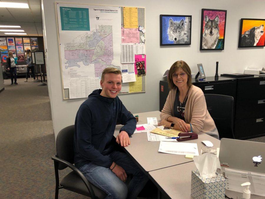 Marie Shockloss keeps TuHS running well behind scenes