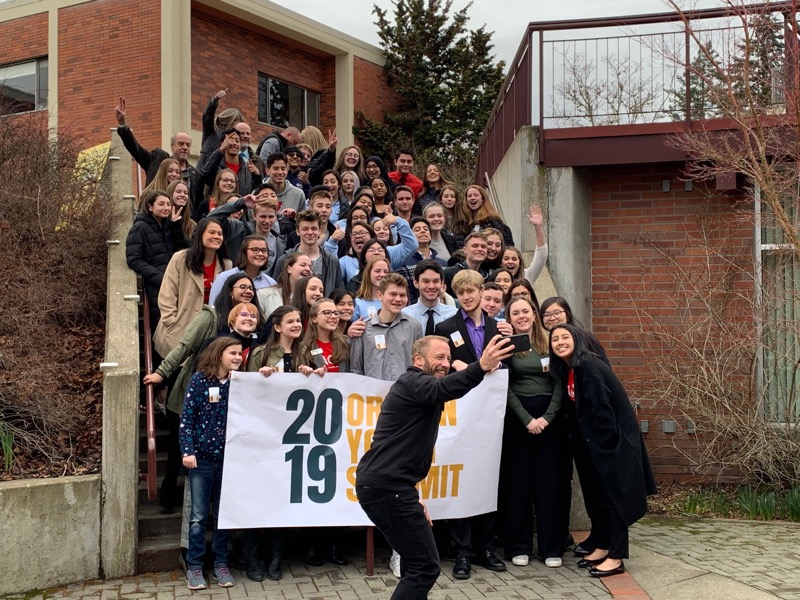 Tualatin+High+students+attended+the+2019+Oregon+Youth+Summit+in+February