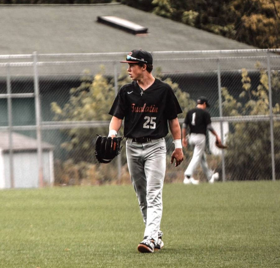 Griffin Biggs, Baseball Committed to Oregon State University