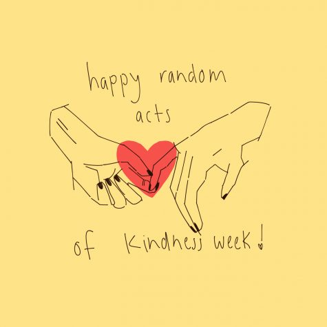 Kindness Club celebrates Random Acts of Kindness Week