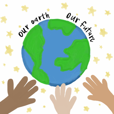Celebrate Earth Day by taking local action this month